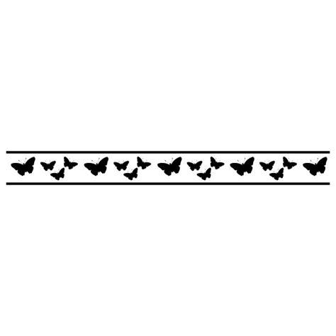 deco chambre cheval stickers frise papillons achetez en ligne