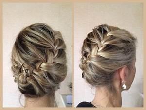 Tresse Cheveux Courts : coiffure tresse cheveux court ~ Melissatoandfro.com Idées de Décoration