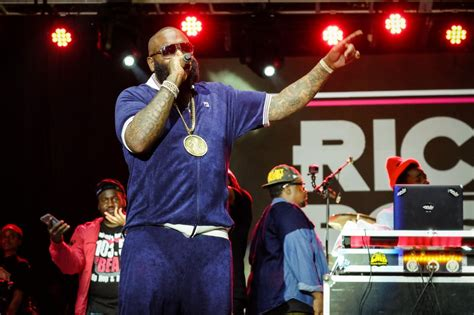 Rick Ross Says He Won't Sign Women To Maybach Music Group