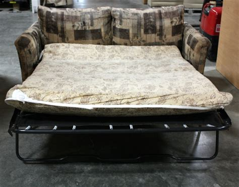 Rv Furniture Used Rv Cloth Sleeper Sofa With Accent