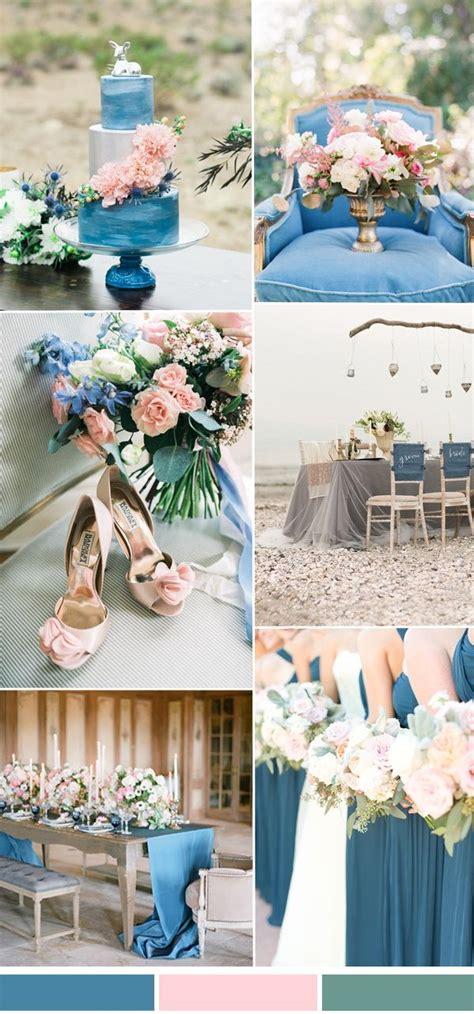 spring summer wedding color ideas 2017 from pantone