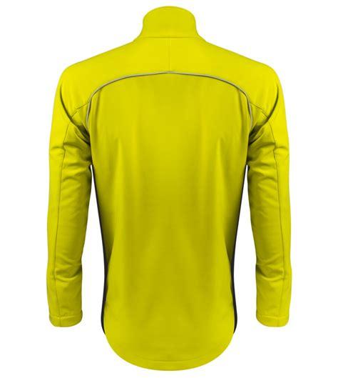 mens thermal cycling jacket aero tech designs men 39 s windproof thermal cycling jacket