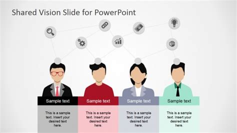 shared vision powerpoint templates