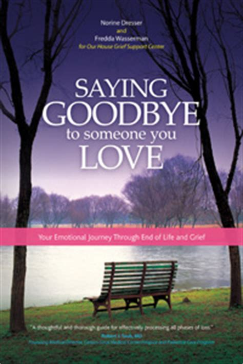 Caregiver Book Review Saying Goodbye To Someone You Love
