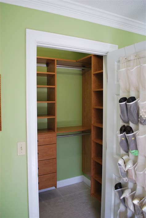 Closet Organizers Small Closets by Small Closet Organizers Small Storage Solution For