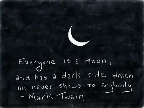 Mark Twain Quotes Dark Side Moon