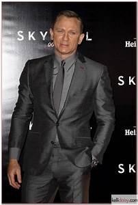 Grey suit - Daniel Craig | DANIEL CRAIG | Pinterest ...