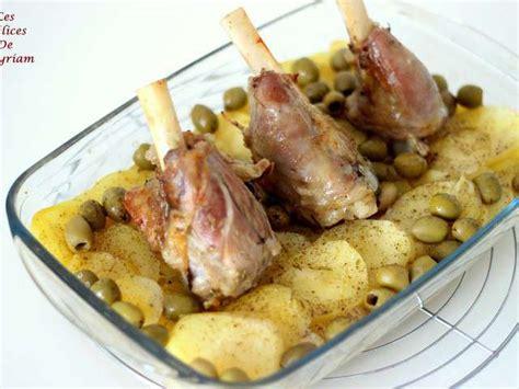recettes de souris d 39 agneau et cuisine au four