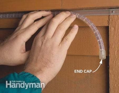 how to install deck lighting the family handyman