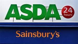 UK supermarket Sainsbury's in merger talks with Walmart's ...