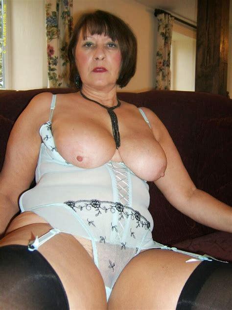 mature lovers: GRANNY CHRISTINE LINGERIE 05