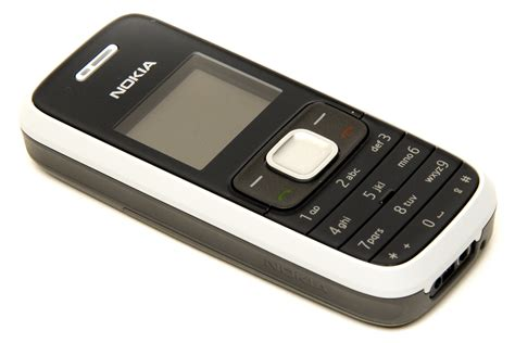 cheap phones review nokia 1209 review a basic and cheap nokia mobile