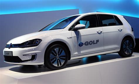 Volkswagen's Electric Car Offensive In The U.s. Just