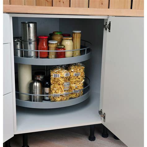 meuble de rangement pour cuisine rangement placard angle cuisine