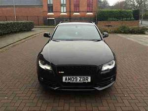Audi 2009 A4 Avant S Line 2 0tdi Auto  Car For Sale