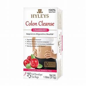 Colon Cleanse Cranberry Wellness Tea