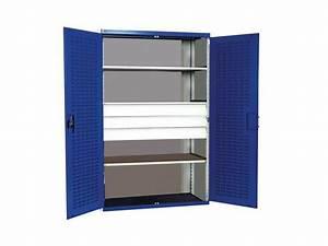 Armoire D Atelier : armoire d 39 atelier xl bott smf avec tiroirs contact manutan ~ Teatrodelosmanantiales.com Idées de Décoration