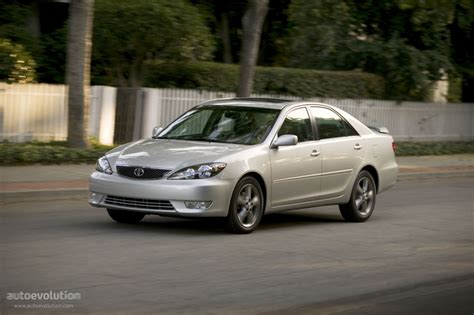 TOYOTA Camry - 2001, 2002, 2003, 2004 - autoevolution