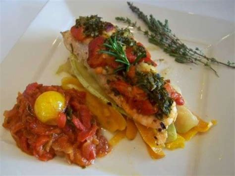 cuisine en papillote recettes de poisson et courgettes 6