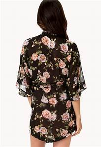 forever 21 femme chiffon rose robe lyst With robe femme rose poudrée