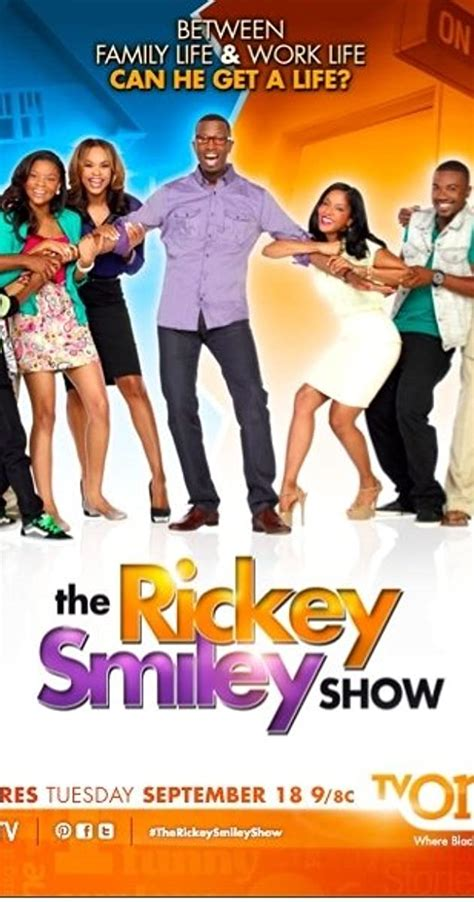 The Rickey Smiley Show (TV Series 2012– ) - Full Cast ...