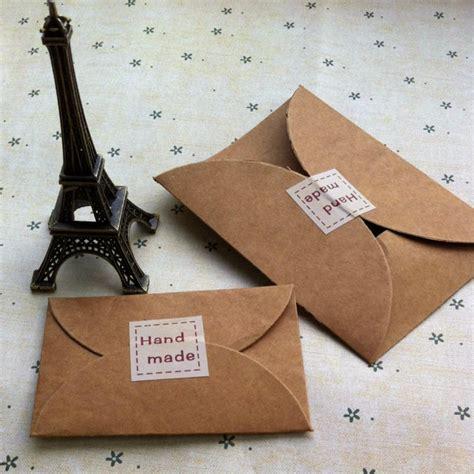 fourniture de bureau livraison gratuite 115 88 mm kraft boîte vintage lettre d 39 invitation cadeau