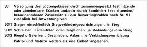 Bema Abrechnung : kassenabrechnung die prothetischen geb hrenpositionen des bema abrechnung der bema nr 93 ~ Themetempest.com Abrechnung