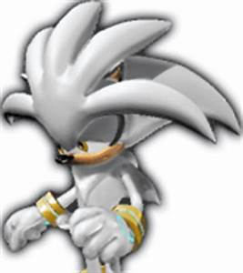 Imagen Sprite Silver Sonic Rivals 2 4png Sonic Wiki
