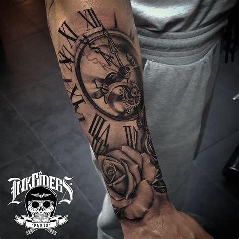 tattoo images  pinterest clock tattoos tattoo