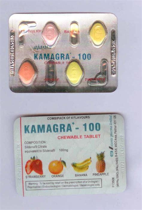 kamagra viagra générique chewable 100 mg