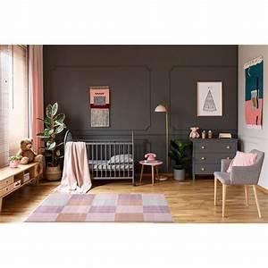 Kinder Teppich 160x230 : kinderteppich m dchen 120x180 160x230 rosa teppich quadrat kinderteppiche kinderm bel furnart ~ Watch28wear.com Haus und Dekorationen