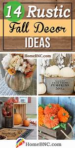 14, Best, Rustic, Fall, Decor, And, Design, Ideas, For, 2021