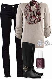 23 Cute Polyvore Outfits for Fall/Winter - Pretty Designs