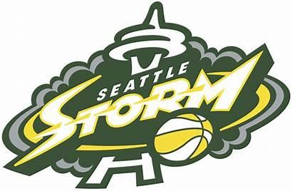 Seattle Storm Svg Wikipedia Wiki