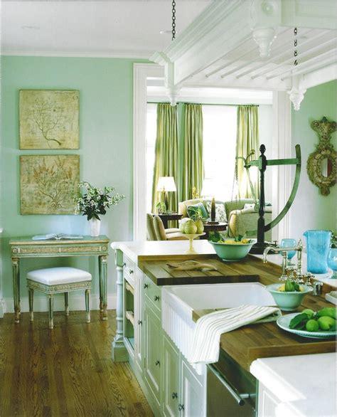 Green Kitchen Decor  Kitchen Decor Design Ideas