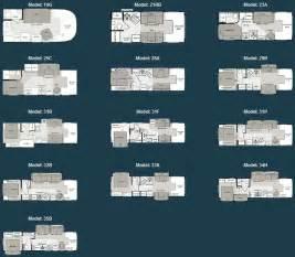 four winds class c motorhome floorplans