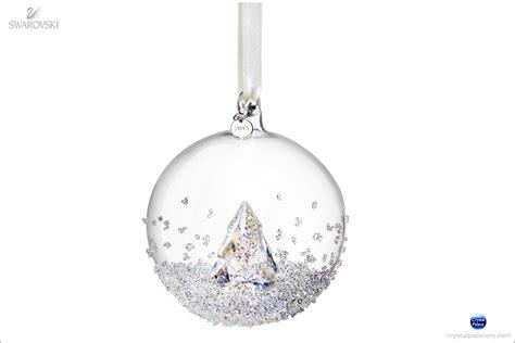 swarovski christmas ball ornament annual edition 2013 5004498