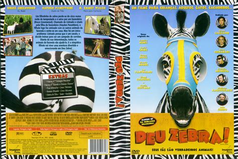 Coversboxsk Racing Stripes 2005 High Quality Dvd