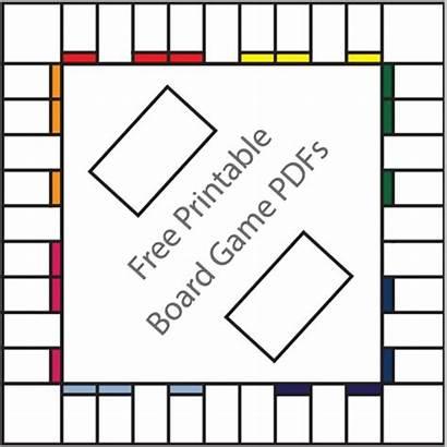 Board Templates Printable Games Hobbies
