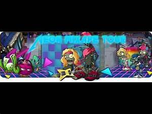 Plants vs Zombies 2 Neon Mixtape Tour s music Metal