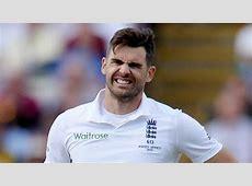 Doubts Over James Anderson's Shoulder Ahead of Pakistan
