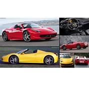 Ferrari 458 Spider 2013  Pictures Information & Specs