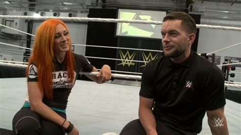 wwe news finn balor   believed  becky lynch