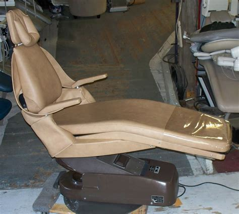 Royal Dental Chair Upholstery by Royal Dental Chair Pre Owned Dental Inc