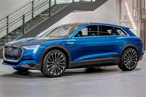 Audi Q6 Electric To Be Produced In Brussels, Starts From
