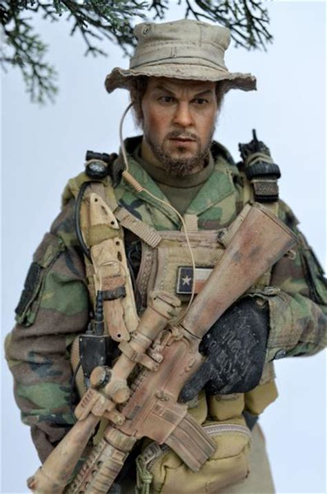 Modern War (1990s to Present) Mark Wahlberg Lone survivor