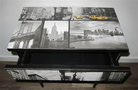 tent and table new york table de chevet style new york