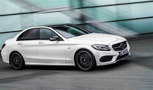 Mercedes Classe C Blanche : mercedes benz to launch c43 amg in india on 14 december ~ Gottalentnigeria.com Avis de Voitures