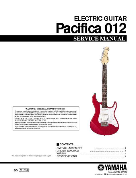 Yamaha Synthesizer Service Manual Free Download