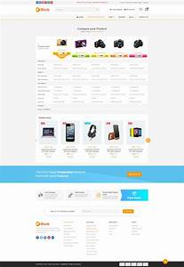 blurb price comparison affiliate website multi vendor With blogger product review template